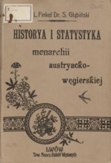 Historya i statystyka Monarchii Austryacko-Węgierskiej