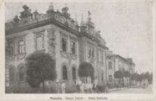 Rzeszów. Gmach Sokoła - Sokol Gebäude [Pocztówka]