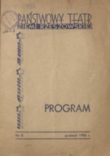 Program. 1956, nr 8 (grudzień)