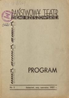 Program. 1957, nr 3 (kwiecień)