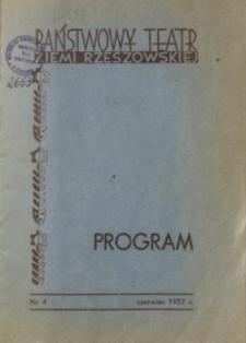 Program. 1957, nr 4 (czerwiec)
