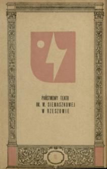 Czarująca szewcowa = La zapatera prodigiosa : komedia w 2 aktach z prologiem Federico Garcia Lorca