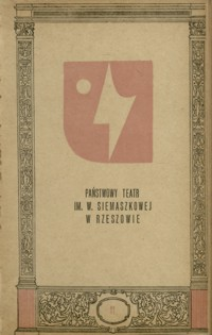 Dożywocie : komedia w trzech aktach wierszem Aleksandra Fredry
