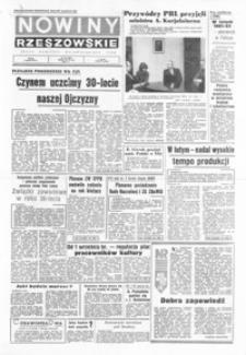 Nowiny Rzeszowskie : organ KW Polskiej Zjednoczonej Partii Robotniczej. 1974, nr 59-88 (marzec)