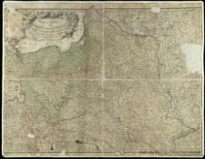 Neueste Karte von Polen und Litauen : samt den Oesterreichischen, Russischen, und Preussischen Antheile : und den Übrigen agraenzenden Laendern