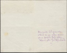 [List Kazimierza Morawskiego do Józefa Wiśniowskiego, 20.12.1922]