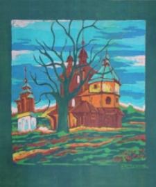Cerkiew w Bystrem [Obraz]