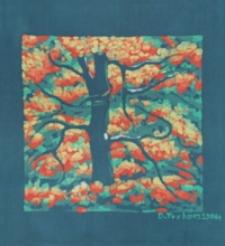 Drzewo jesienią [Obraz]