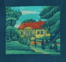 Dworek przy ul. Dąbrowskiego [Obraz]