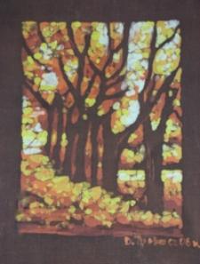Jesień [Obraz]