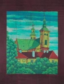Klasztor o. Bernardynów w Rzeszowie [Obraz]