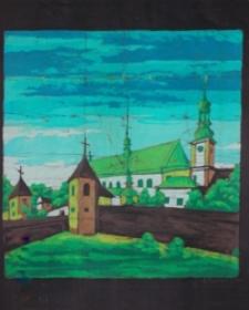 Klasztor Bernardynów w Leżajsku [Obraz]