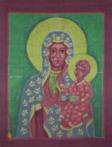 Matka Boska Częstochowska [Obraz]