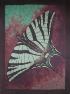 Motyl IV [Obraz]
