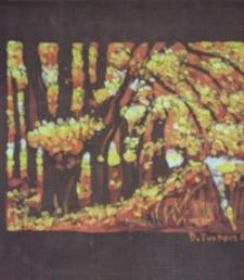 Jesień w Bieszczadach I [Obraz]