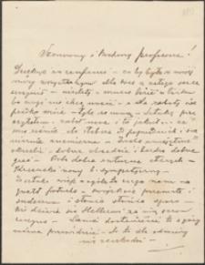 [List Romana Żelazowskiego do Józefa Wiśniowskiego, 24.08.1917]