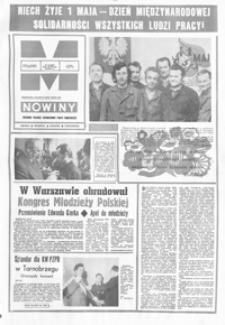 Nowiny : dziennik Polskiej Zjednoczonej Partii Robotniczej. 1976, nr 99-122 (maj)