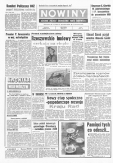 Nowiny : dziennik Polskiej Zjednoczonej Partii Robotniczej. 1976, nr 249-273 (listopad)