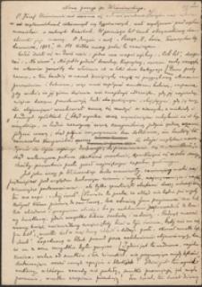 [List Piotra Chmielowskiego do Józefa Wiśniowskiego, 28.03.1904]