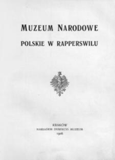 Muzeum Narodowe Polskie w Rapperswilu