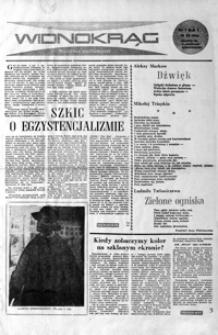 Widnokrąg : tygodnik kulturalny. 1961, nr 7 (12 listopada)