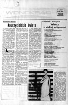 Widnokrąg : tygodnik kulturalny. 1961, nr 8 (19 listopada)