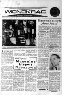 Widnokrąg : tygodnik kulturalny. 1961, nr 9 (26 listopada)