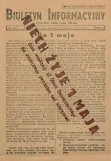 Biuletyn Informacyjny 1945, R. 2, nr 49