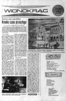 Widnokrąg : tygodnik kulturalny. 1961, nr 12 (17 grudnia)