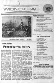 Widnokrąg : tygodnik kulturalny. 1961, nr 13 (24 grudnia)