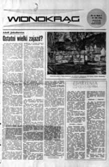 Widnokrąg : tygodnik kulturalny. 1961, nr 14 (31 grudnia)