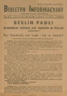 Biuletyn Informacyjny 1945, R. 2, nr 51