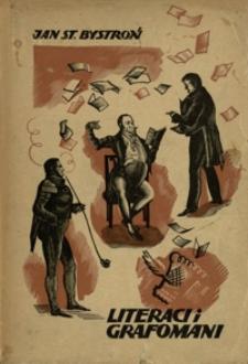 Literaci i grafomani z czasów Królestwa Kongresowego 1815-1831 : dwanaście portretów : z 14 rycinami