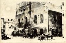 [Przemyśl. Synagoga] [Fotografia]
