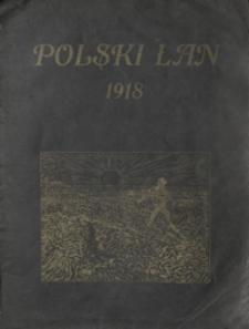 Polski łan : 1918
