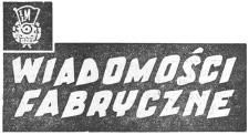 Wiadomości Fabryczne : organ Komitetu Zakładowego PZPR Wytwórni Sprzętu Komunikacyjnego im. J. Tkaczowa w Rzeszowie. 1960, R. 9, nr 36 (31 grudnia)