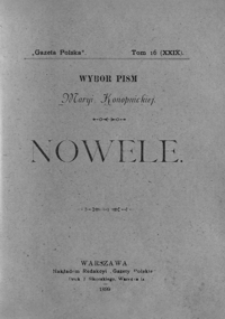 Nowele