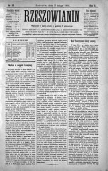 Rzeszowianin. 1904, R. 2, nr 50-53 (luty)