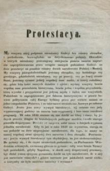 Protestacya
