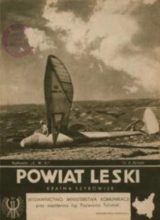 Powiat leski : kraina szybowisk