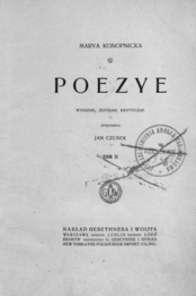 Poezye. T. 2