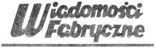"""Wiadomości Fabryczne : pismo Wytwórni Sprzętu Komunikacyjnego """"PZL-Rzeszów"""" w Rzeszowie. 1990, R. 39, nr 17 (28 sierpnia)"""