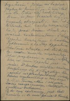 [List Wandy Siemaszkowej do Zofii Mickiewiczowej]