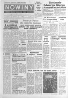 Nowiny : dziennik Polskiej Zjednoczonej Partii Robotniczej. 1978, nr 249-273 (listopad)