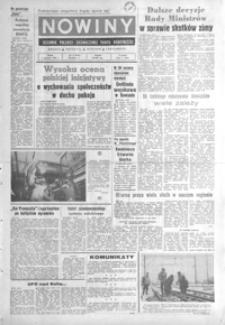 Nowiny : dziennik Polskiej Zjednoczonej Partii Robotniczej. 1979, nr 1-23 (styczeń)