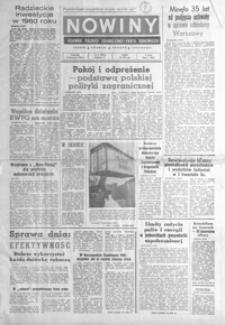 Nowiny : dziennik Polskiej Zjednoczonej Partii Robotniczej. 1980, nr 1-7, 9-24 (styczeń)