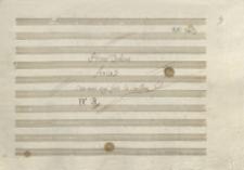 "Aria : ""C' est moi qui fais le Carillon"" N˚ 3"