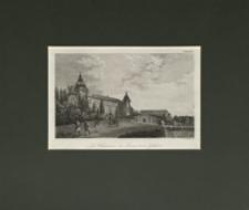 Le Château de Lanҫut en Galicie