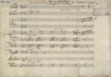 """""""Che voui ch'io dica"""" : aria con oboe obligato Angelica Placata"""