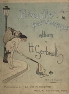 Broutilles parisiennes : album
